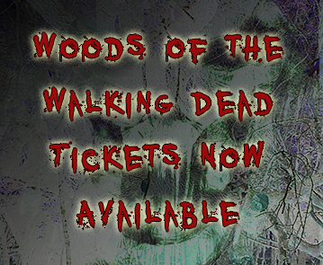 Woods of the Walking Dead Tickets Now Available
